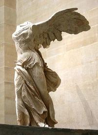 Samothrace angel